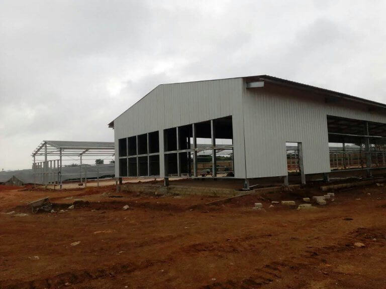 Prefabricated Warehouse&Metal warehouse&Kafa