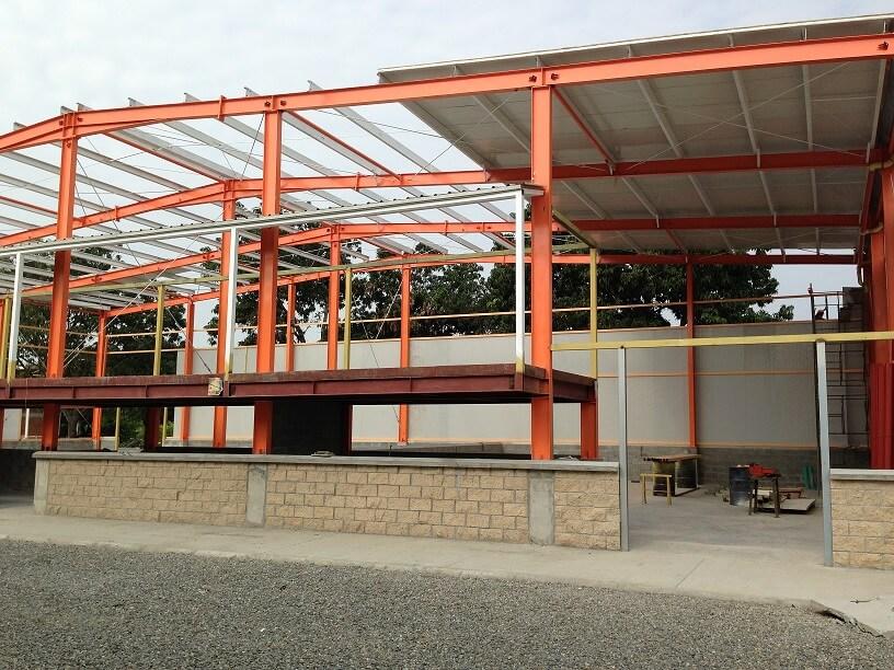Portal Frame Warehouse for sale-KAFA