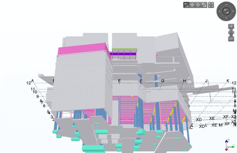Modern Prefab Commercial Buildings&commercial building