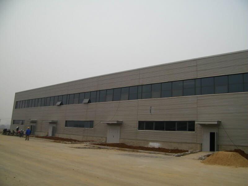 Prefabricated Workshop Building In Malaysia -kafa