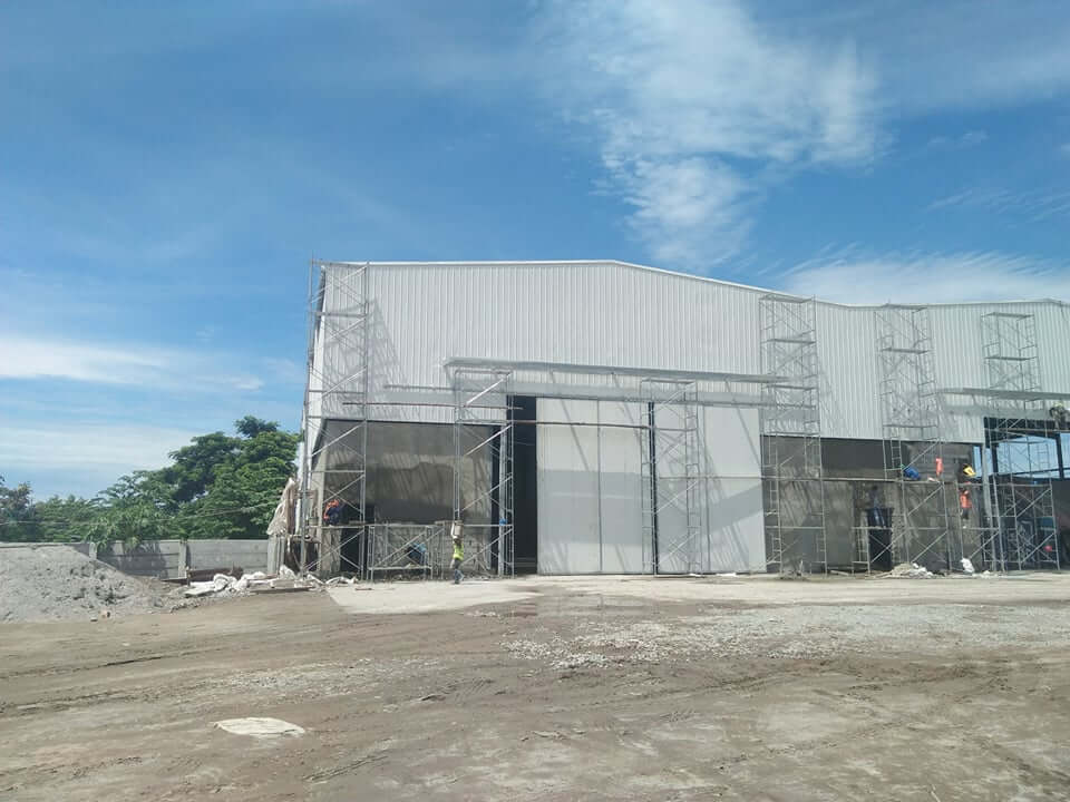 Prefab Metal Warehouse&Metal building for sale