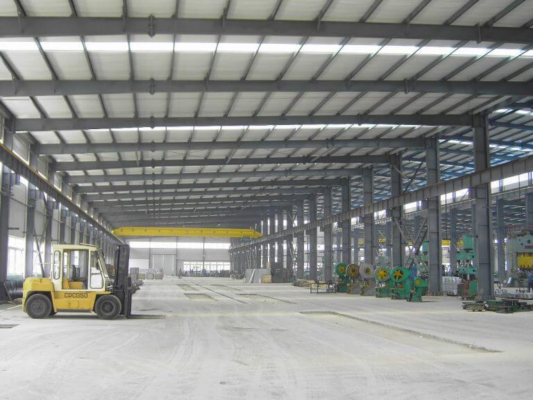 Prefab Steel Warehouses