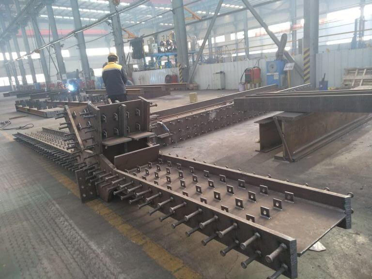 Steel Bone Column-Steel Structure Components