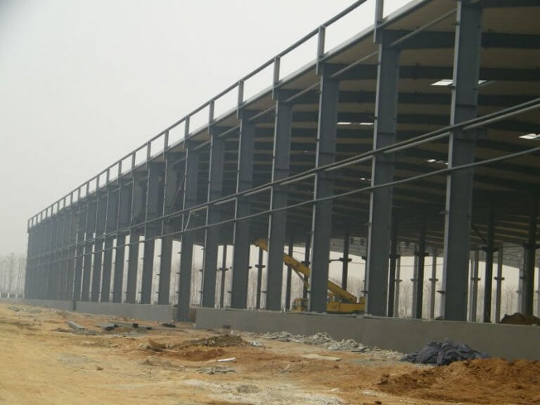 40 X 60 Steel structure building for sale