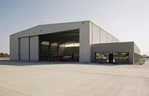 design of modern hangar structure for sale