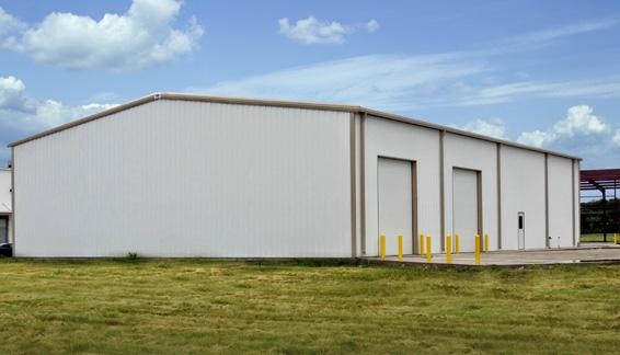 30 X 30 Steel structure building for sale -KaFa Fabrication