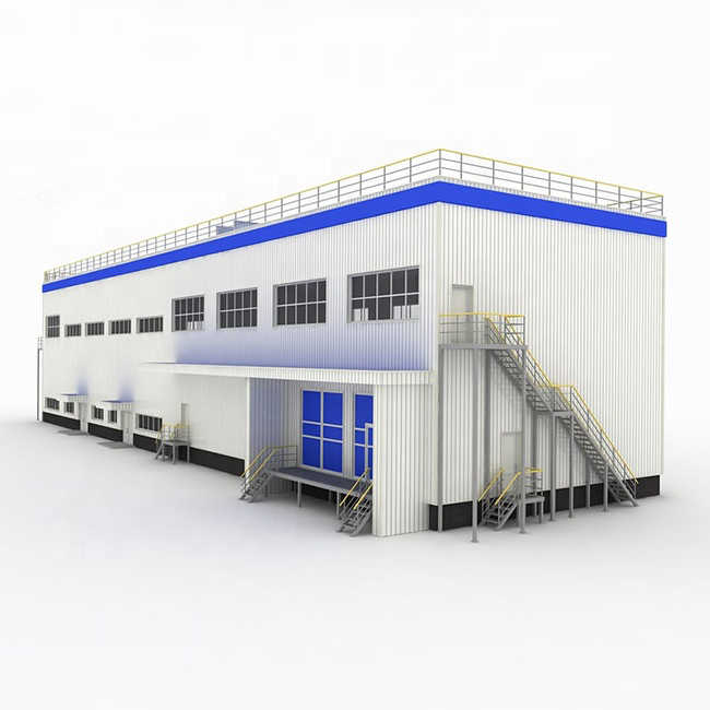 50 X 60 Steel structure building for sale