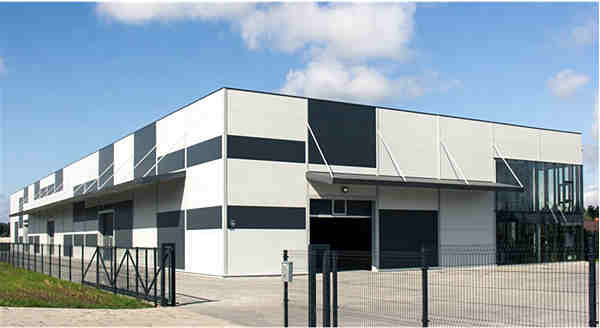 Durable steel structures for sale in China