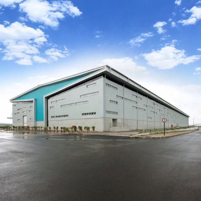 50 X 50 Steel structure building for sale