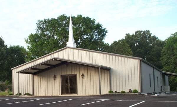 Steel Buildings Churches – Prices, Plans & Designs