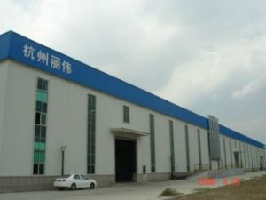 Steel-frame warehouse case