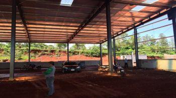Paraguay Steel Warehouse Construction&KAFA