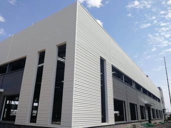 Industrial Fabricated Structural Steel Factory Building for sale -kafa