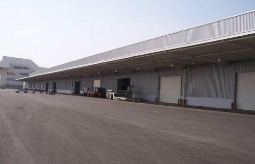 Metal logistics warehouse sales