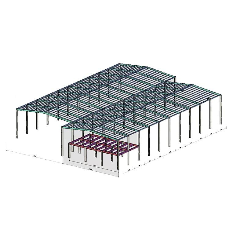 Farm buildings - Customised steel buildings for farms