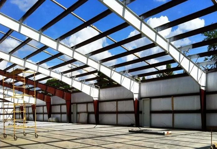 Steel Warehouse Manufacturing and Sales