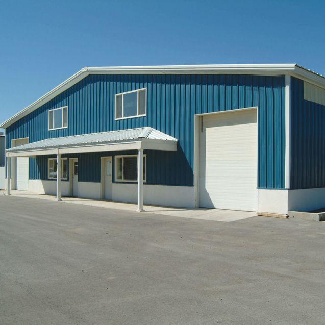 60x100x20 Metal Building Cost-KAFA
